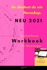 Workbook - so deutest du ein Horoskop