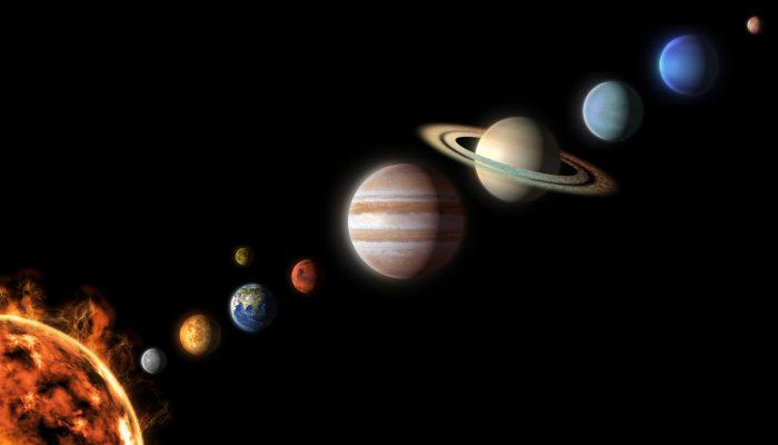 Horoskop - Planeten