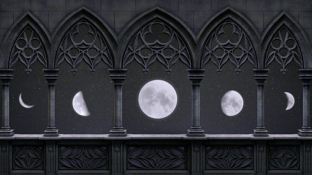 Astrologie Horoskop Mond